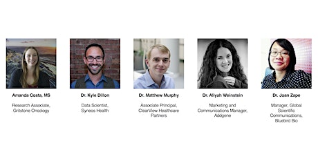 BCPDA lunch talk series: Industry Careers for PhDs tickets