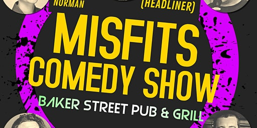 Misfits Comedy Show
