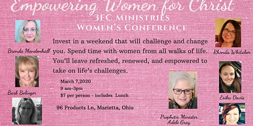 3FC Ministries 2020 Women Empowered Conference