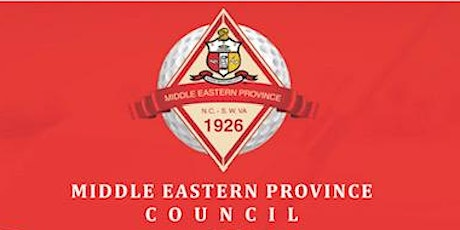 Middle Eastern Province Golf Outing tickets
