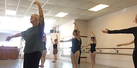 Intermediate/Advanced Teen/Adult Ballet with Beth Hoge tickets