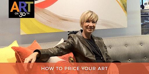 How to Price Your Art with Liz Jardine