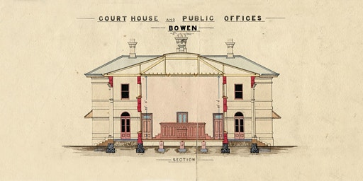 Architectural Records at Queensland State Archives