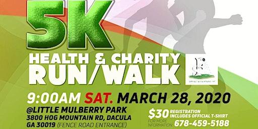 """Springing into Wellness"" 5k Walk/Run"