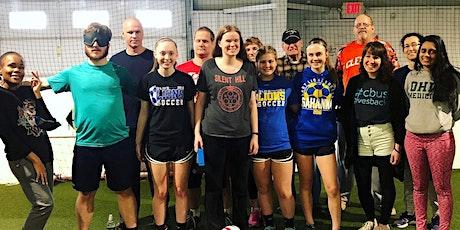 Volunteer for Ohio Blind Soccer Practice! - 3/22/2020 tickets