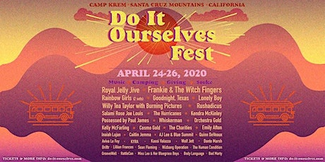 Do-It-Ourselves Fest 2020 tickets