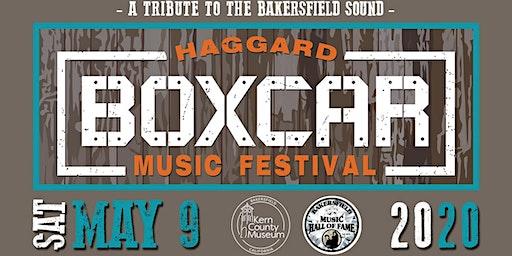 Haggard Boxcar Music Festival