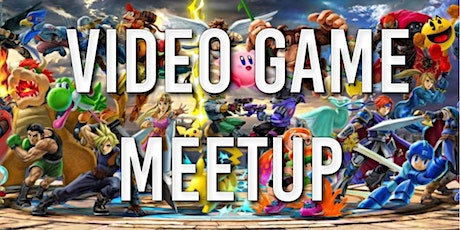 Video Game Meetup tickets