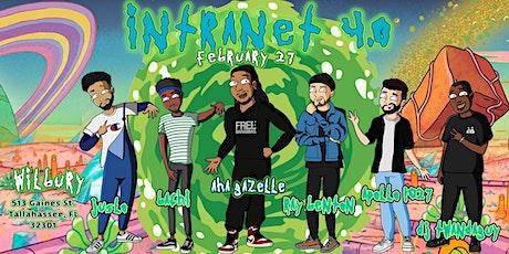 INTRANET 4.0 w/ Aha Gazelle tickets