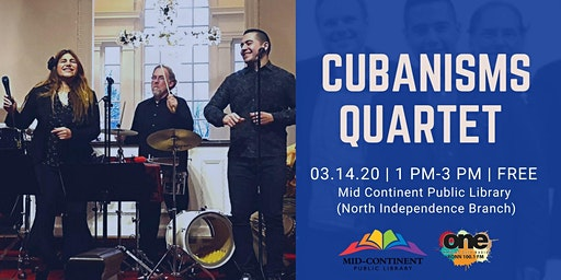 Crown Crafted Music Series with Cubanisms Quartet (Free Show)
