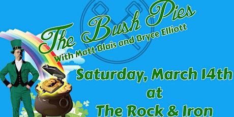 The Bush Pies with Matt Blais & Bryce Elliott tickets