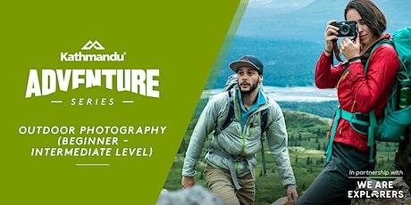 Adventure Series: Outdoor Photography (Beginner - Intermediate) // MELB tickets