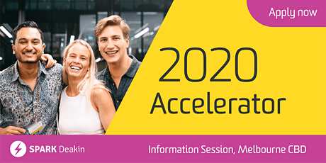 Accelerator Information Session  (CBD) tickets