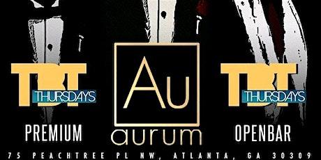 THROWBACK THURSDAYS: Premium Open Bar, Live Bands & 90s music tickets