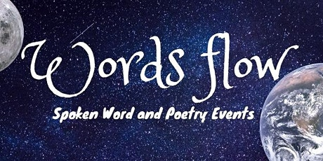 Words Flow - Poetry Night w/ Marty Bright tickets