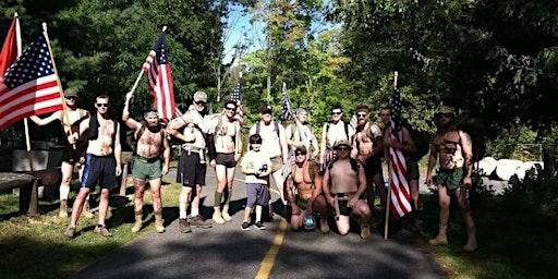 Irreverent Warriors Silkies Hike- Milford MA