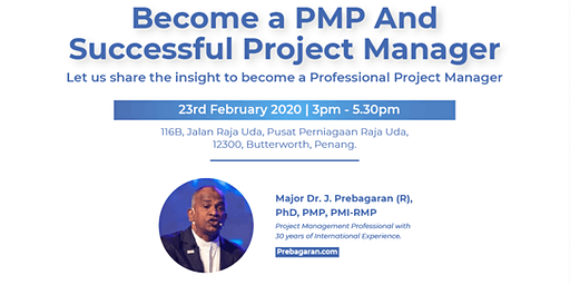 BECOME A PMP AND SUCCESSFUL PROJECT MANAGER