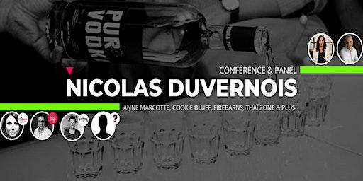 Soirée-Conférence / RESCU 2020