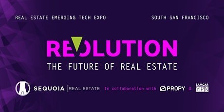 REvolution Expo Spring 2020 - Real Estate Emerging Tech tickets