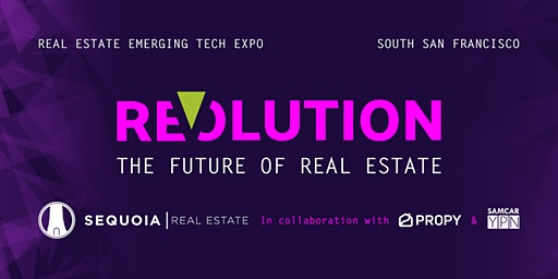 REvolution Expo Spring 2020 - Real Estate Emerging Tech