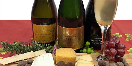 Chocolate, Cheese & Sparkling Wine: A Focused Tasting tickets