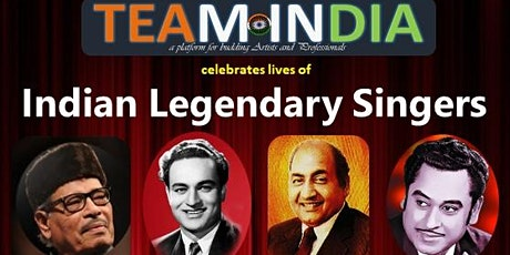 Indian Legendary Singers tickets