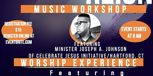 Spirit Reign Music Workshop