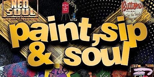 Neo Soul Paint N Sip