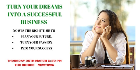 A Night To Turn Your Dreams Into A Successful Business tickets