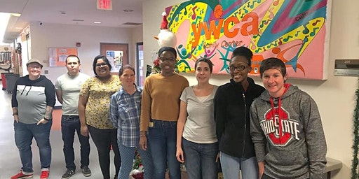 Serve Lunch at YWCA Family Center - 3/8/2020