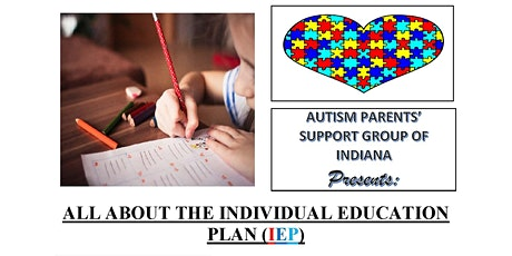 ALL ABOUT THE INDIVIDUAL EDUCATION PLAN tickets