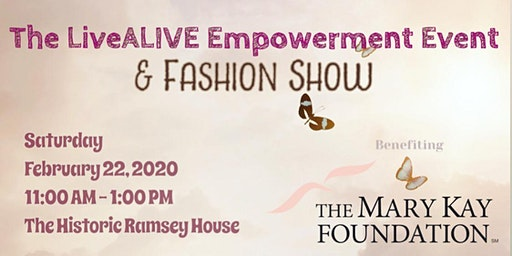 The LiveALIVE Empowerment Event & Fashion Show