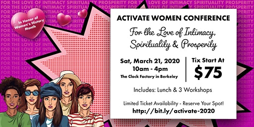 Activate Women Conference 2020