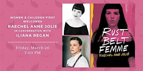 Author Conversation: RUST BELT FEMME tickets