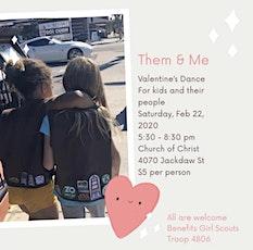 Valentine's Them & Me Dance tickets