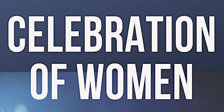 Celebration of Women tickets