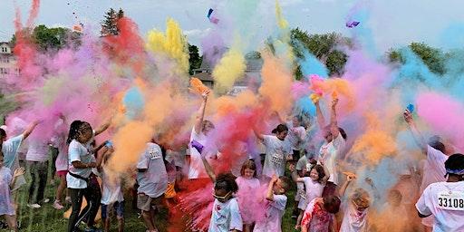 Salem Hyde Color Splash Fun Run