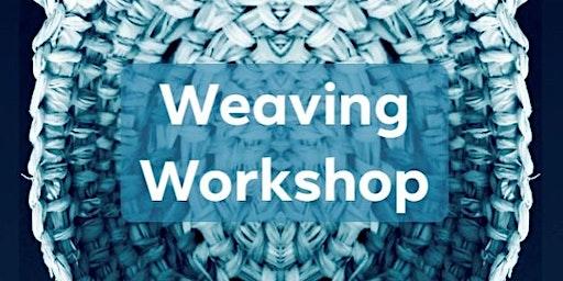 Weaving Workshop @ The Harvest Cafe