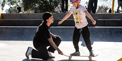 POSTPONED DUE TO RAIN Dulwich Hill Learn to Skate Workshop