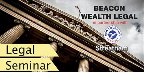Beacon Wealth Legal Seminar tickets
