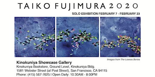 TAIKO FUJIMURA SOLO SHOW 2020