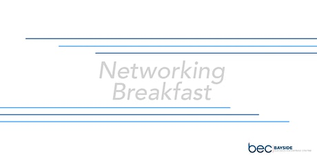 Networking Breakfast with Michael Kava tickets