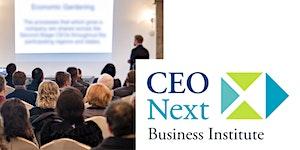 CEO FORUM - February 2020; Leadership & Business...