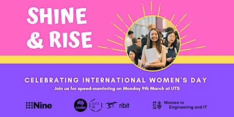 Shine & Rise Speed-Mentoring - Student Registration tickets
