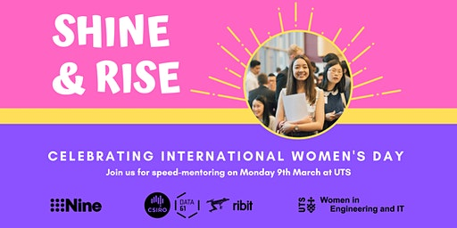 Shine & Rise Speed-Mentoring - Student Registration