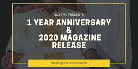 BMBBMC Anniversary Celebration and Magazine Release Launch tickets