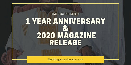 BMBBMC Anniversary Celebration and Magazine Release Launch