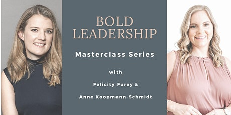 Bold Leadership Masterclass Series tickets