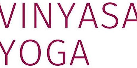 Strength Vinyasa tickets