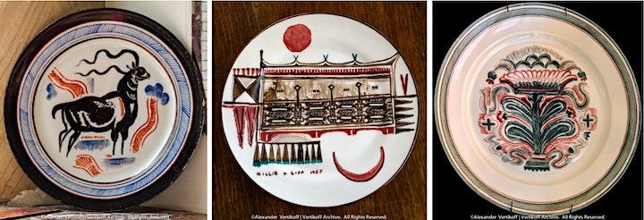 Edgar Miller Designs   |  Virtual Decorated Plates Workshop image